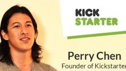Perry Chen - biografia