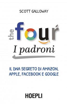 The-four.-I-padroni.-Il-dna-segreto-di-Amazon,-Apple,-Facebook-e-Google-libro