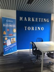 i nuovi uffici di Marketing Torino